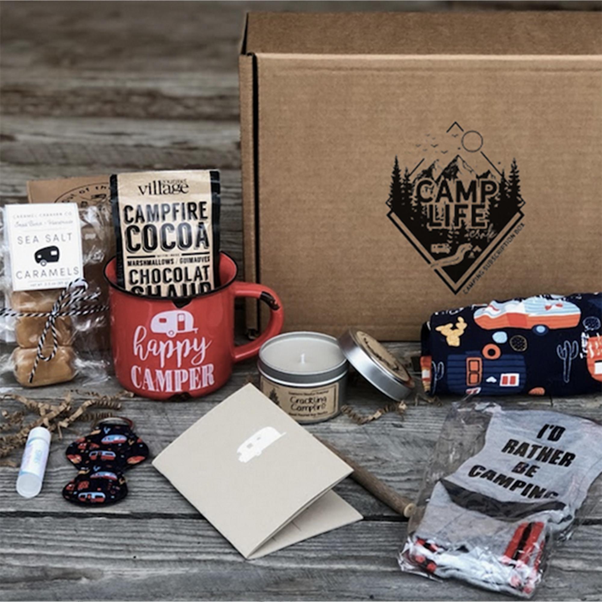 camping subscription box